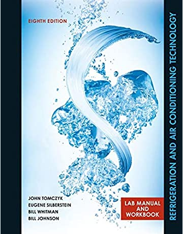 Lab Manual for Tomczyk/Silberstein/ Whitman/Johnsons Refrigeration and Air Conditioning Technology,