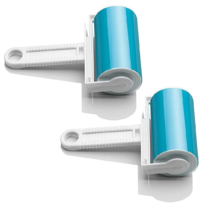 3/spugne scrubber in silicone per i piatti 100/% silicone morbido di grado alimentare antibatteriche Uctop Store