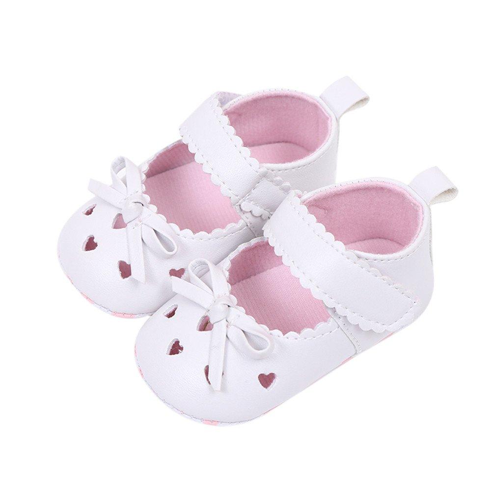 Kleinkind Baby M/ädchen Kinder Schuhe Blume Leder Einzelne Schuhe Weiche Sohle Prinzessin Schuhe Allence Babyschuhe