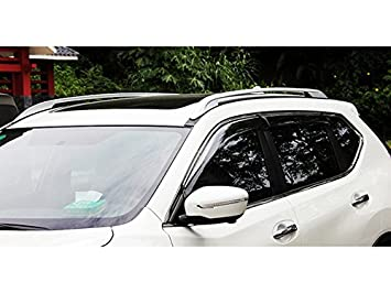 Roof Rack Side Rails Bars For Nissan Rogue 2014 2015 2016 2017