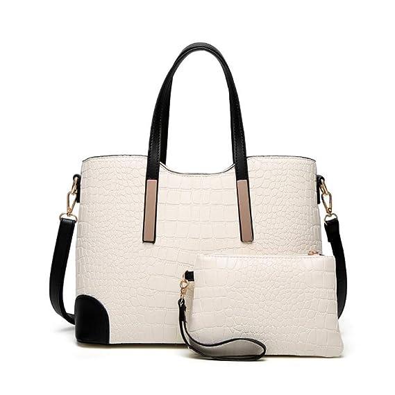 Color : B, Size : 33249CM Womens Bag Embossed Fashion Boutique Shoulder Portable Handbag Top-Handle Bags Work Shopping Date Qzny Womens Handbag