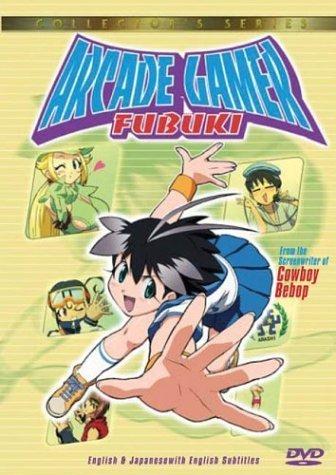 Arcade Gamer Fubuki by Us Manga Corps Video