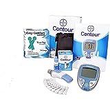 Amazon Com Bayer Contour Blood Glucose 100 Test Strips