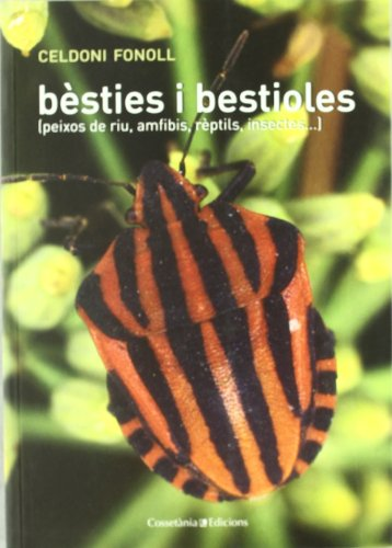 Descargar Libro Bèsties I Bestioles: Celdoni Fonoll I Casanoves