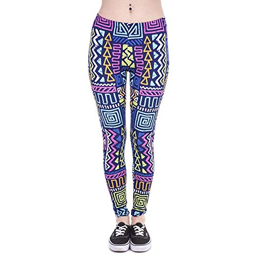 Pantalon Zag Biran Taille Legging Lga43845 Fitness Hiver Silm Automne Leggings De Zig Africain Haute Yoga Femmes Breal Pantalons New Violet Imprimer F8qF41r