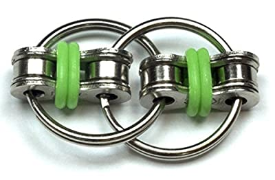 Flippy Chain Fidget Toy Stress Reducer - Perfect For ADD, ADHD, Anxiety, and Autism