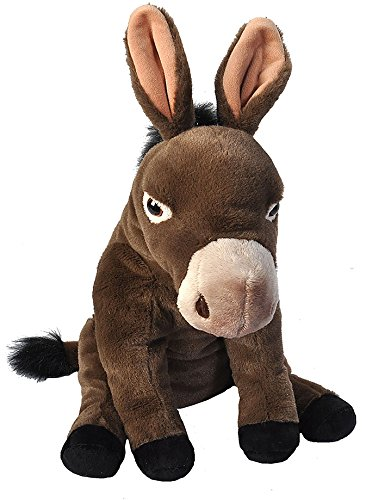 Wild Republic Mule Plush, Stuffed Animal, Plush Toy, Gifts Kids, Cuddlekins 12