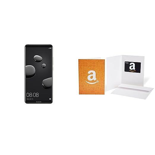 华为最新旗舰款Mate10 Pro无锁手机开始预定!送$150Amazon购物卡!