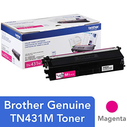 Brother TN431M Standard Toner Retail Packaging