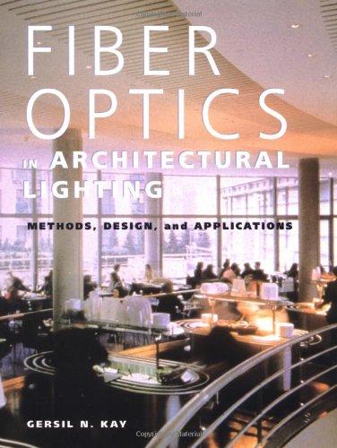 Fiber Optics in Architectural Lighting: Methods, Design, and - Design Shop Optical Interior