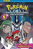 POKEMON: DIAMOND AND PEARL ADVENTURE!, VOLUME 5