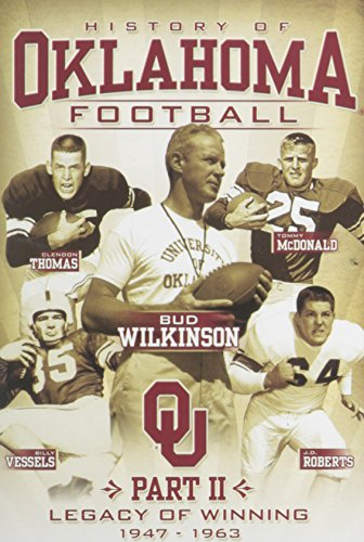 History of Oklahoma Football, Part 2