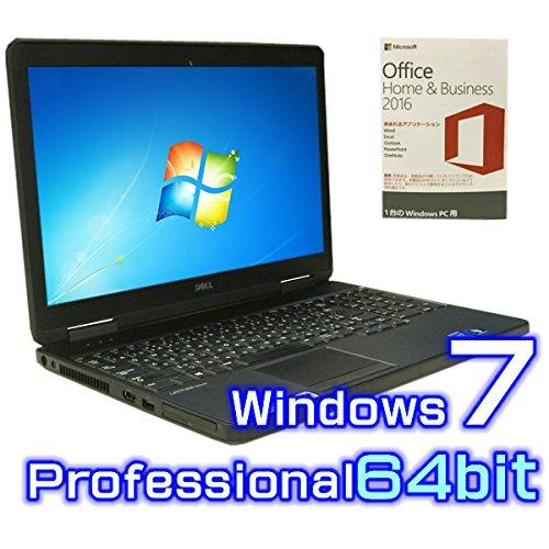 【限定セール!】 中古ノートパソコン DELL Latitude E5540【Windows7 E5540【Windows7 Pro Latitude Pro 64bitMicrosoft Office 2016付き ワード エクセル パワーポイント】 B076C5HRW8, ママズフィッシングハウス:832c885e --- arianechie.dominiotemporario.com