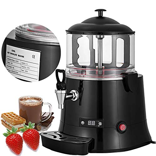 VEVOR Commercial Hot Chocolate Machine 400W Chocolate