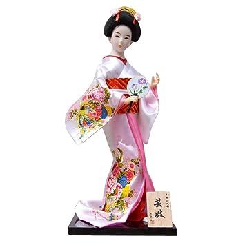 Japanische Samurai Kunst Puppe Aktion Vintage Figur Puppe Dekoration B Sonstige