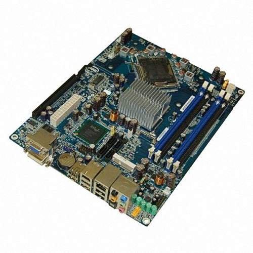 Intel BLKDG965PZMKR Conroe LGA775 1066 800FSB DDR2 A/V Lan Raid SATA pBTX Motherboard