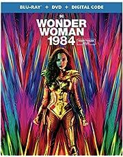 Wonder Woman 1984 (BIL/Blu-ray + DVD + Digital)