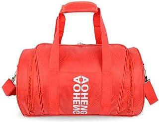 WeRui sur Mesure Sac de Sport Fitness Kit d'entraînement, Tambour Package, Sacs à Main, Sacs de Voyage. Violet/Bleu/Rouge/Rose/Noir/Vert/Bleu Marine