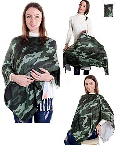 Nursing Cover Carseat Canopy Nursing Scarf Baby Breastfeeding