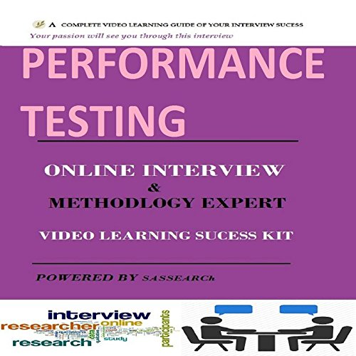 Amazon.in: Buy PERFORMANCE TESTING LOADRUNNER ONLINE INTERVIEW AND ...