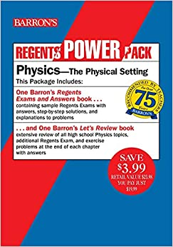 Regents Exams and Answers Lets Review Physics Physics Regents Physics Power Pack