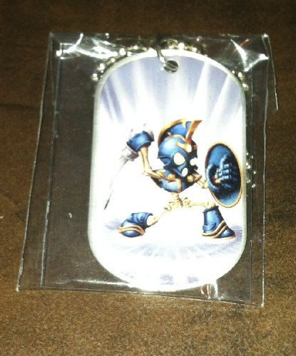 SKYLANDERS GIANTS DOG TAGS CHOP