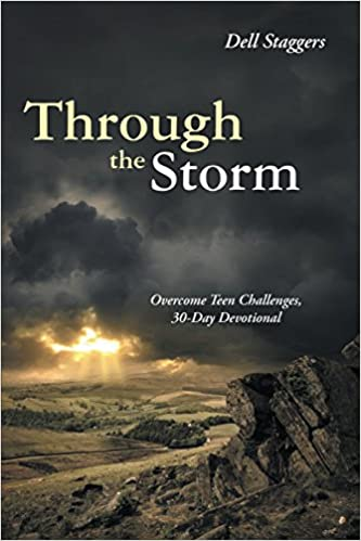 Book Through the Storm: Overcome Teen Challenges, 30-Day Devotional