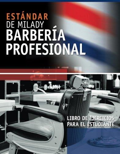 Spanish Translated Workbook for Milady's Standard Professional Barbering