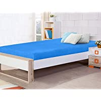 Ecos Living 5 inch Comfortable Multi-Layer Memory Foam Mattress Twin (Blue)