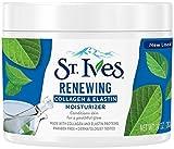St. Ives Facial Moisturizer, Timeless Skin Collagen Elastin, 10 Ounce