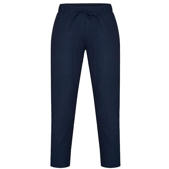 Longra Invierno Otoño Paño Hombres Pure Color Overol Pantalones ...