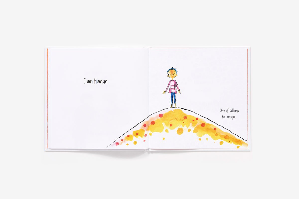 I Am Human: A Book of Empathy by Abrams Books for Young Readers (Image #6)