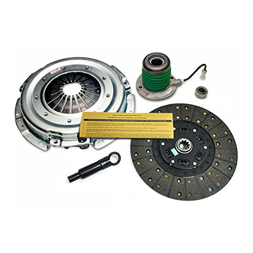 - EFT PERFORMANCE CLUTCH KIT FOR 2005-10 FORD MUSTANG GT BULLITT SHELBY GT 4.6L 281