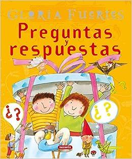 Preguntas Y Respuestas Gloria Fuertes Grandes Libros Spanish Edition Fuertes Gloria Susaeta Equipo 9788430594283 Books