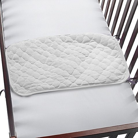 Baby Sheet Saver Pad (White) by BE by BE Basics