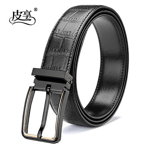 Venta caliente 2018 LLZZPPD Cinturón La hebilla de la correa de la juventud  masculina de baee667bb68c