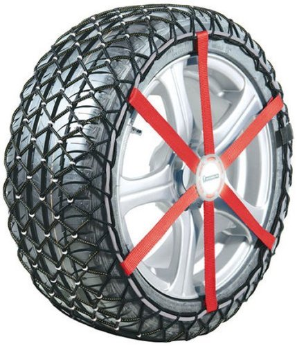 Michelin CUS7903 K15 Easy Grip - Cadenas de nieve (2 unidades)