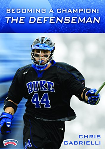 Championship Productions Becoming A Champion: The Defenseman DVD by Championship Productions, Inc.