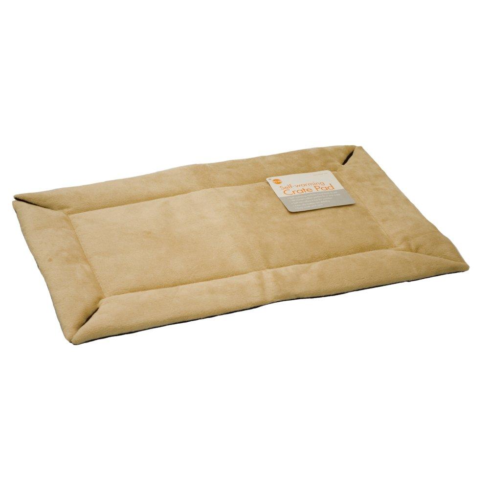 K&H Pet Products Self-Warming Crate Pad Medium Tan 21'' x 31''