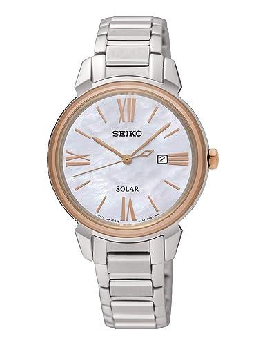 SEIKO SOLAR relojes mujer SUT326P1