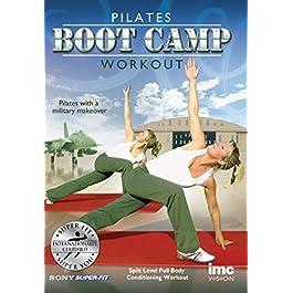 Pilates Boot Camp Workout