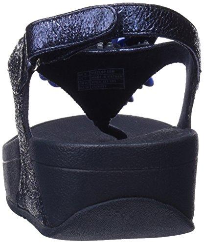 de azul Midnight Navyvy para 399 Fitflop mujer espalda Boogaloo sandalias correa anqxw0SXB