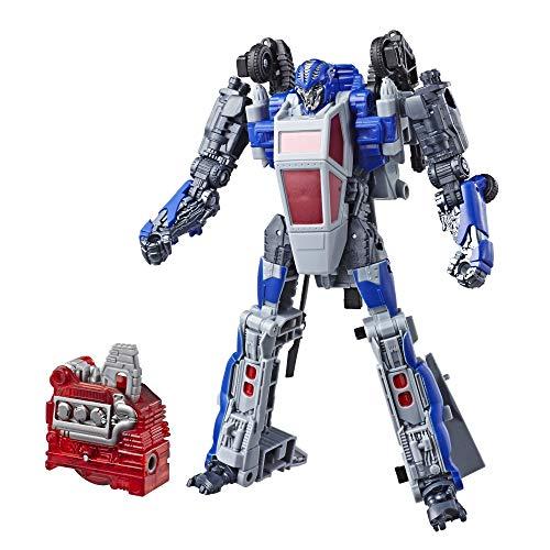 - Transformers: Bumblebee -- Energon Igniters Nitro Series Dropkick