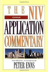 Exodus (The NIV Application Commentary) Hardcover