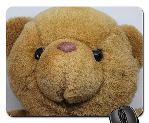Mouse Pads - Teddy Bear Soft Toy Cute Fur Childhood Fluffy