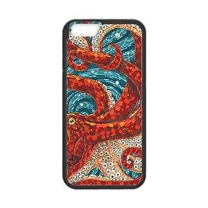iPhone 6 Plus 5.5 Inch Phone Case Octopus FH69165
