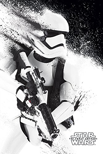 with Stormtrooper Posters design