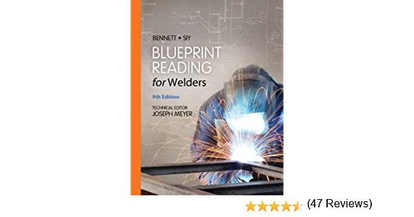 Blueprint reading for welders spiral bound version ae bennett blueprint reading for welders spiral bound version ae bennett louis j siy ebook amazon malvernweather Image collections