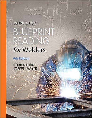 Blueprint reading for welders spiral bound version ae bennett blueprint reading for welders spiral bound version 9th edition kindle edition malvernweather Gallery