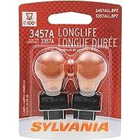 SYLVANIA 3357A/3457A Long Life Miniature Bulb, (Contains 2 Bulbs)